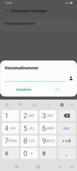 Samsung galaxy-a70-dual-sim-sm-a705fn - Voicemail - Handmatig instellen - Stap 9