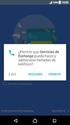 Sony Xperia XZ (F8331) - E-mail - Configurar Outlook.com - Paso 11