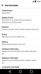 LG X Power - Netwerk - Software updates installeren - Stap 6