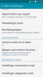 Samsung G900F Galaxy S5 - E-mail - Instellingen KPNMail controleren - Stap 18