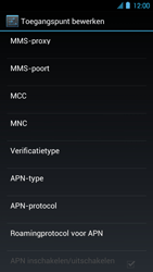 Huawei Ascend P1 LTE - Internet - Handmatig instellen - Stap 12