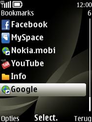 Nokia 6303 classic - Internet - internetten - Stap 8