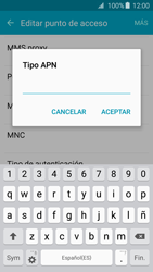 Samsung Galaxy A3 (2016) - Internet - Configurar Internet - Paso 13