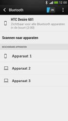 HTC Desire 601 - Bluetooth - Aanzetten - Stap 6