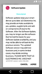 LG X Power - Network - Installing software updates - Step 8