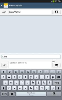 Samsung T315 Galaxy Tab 3 8-0 LTE - MMS - Afbeeldingen verzenden - Stap 11