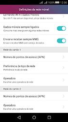 Huawei Y5 II - Internet no telemóvel - Como configurar ligação à internet -  6