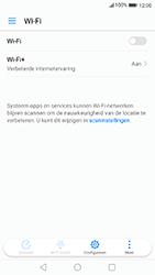 Huawei P8 Lite (2017) - WiFi - Verbinden met een netwerk - Stap 4
