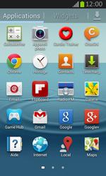 Samsung S7710 Galaxy Xcover 2 - E-mail - envoyer un e-mail - Étape 2