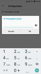 ZTE Blade V8 - Messagerie vocale - configuration manuelle - Étape 12