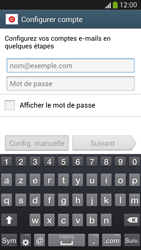 Samsung I9295 Galaxy S IV Active - E-mail - Configuration manuelle - Étape 5
