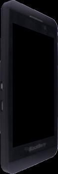 BlackBerry Z10 - Premiers pas - Découvrir les touches principales - Étape 5