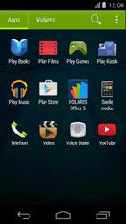 Acer Liquid E600 - Voicemail - Handmatig instellen - Stap 3