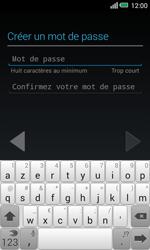 Alcatel OT-5050X Pop S3 - Premiers pas - Créer un compte - Étape 15