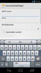 ZTE V9800 Grand Era LTE - E-mail - Handmatig instellen - Stap 13
