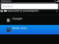 BlackBerry 9320 Curve - Internet - Internetten - Stap 9
