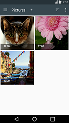LG G5 SE - Android Nougat - E-mail - Envoi d
