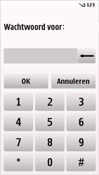 Nokia 5230 - Bluetooth - headset, carkit verbinding - Stap 9