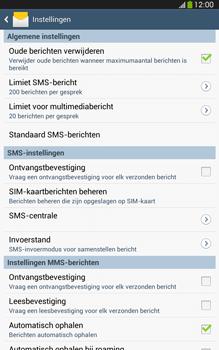 Samsung T315 Galaxy Tab 3 8-0 LTE - SMS - Handmatig instellen - Stap 6