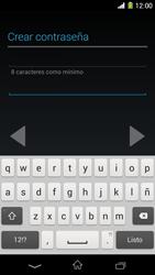 Sony Xperia Z1 - Aplicaciones - Tienda de aplicaciones - Paso 11