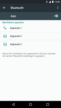 Huawei Google Nexus 6P - Bluetooth - Koppelen met ander apparaat - Stap 6