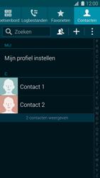 Samsung G901F Galaxy S5 4G+ - Contacten en data - Contacten overzetten via Bluetooth - Stap 4