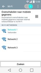 LG Leon (H320) - WiFi - Verbinden met een netwerk - Stap 9