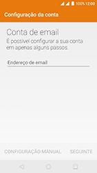 Wiko Fever 4G - Email - Adicionar conta de email -  4