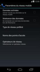 LG D821 Google Nexus 5 - Internet - activer ou désactiver - Étape 7