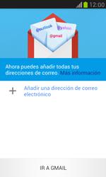 Samsung Galaxy S3 Mini - E-mail - Configurar Gmail - Paso 6