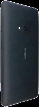 Nokia Lumia 625 - Premiers pas - Découvrir les touches principales - Étape 5