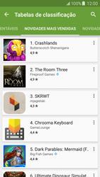 Samsung Galaxy J5 - Aplicações - Como pesquisar e instalar aplicações -  10