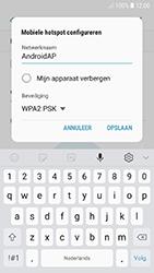 Samsung galaxy-a5-2017-android-oreo - WiFi - Mobiele hotspot instellen - Stap 9