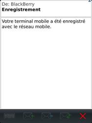 BlackBerry 9810 Torch - Paramètres - Reçus par SMS - Étape 11