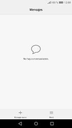 Huawei Y6 (2017) - Mensajería - Escribir y enviar un mensaje multimedia - Paso 3