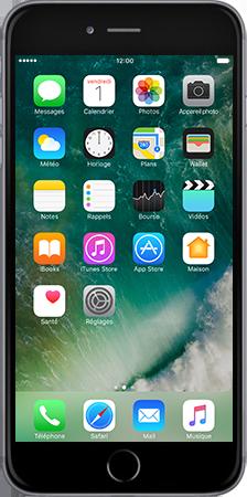 Apple Apple iPhone 6 Plus iOS 10 - iOS features - Liste des nouvelles fonctions - Étape 10