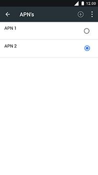 Nokia 6 - Internet - Handmatig instellen - Stap 19