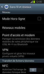Samsung I8730 Galaxy Express - MMS - Configuration manuelle - Étape 5