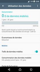 Sony Xperia X - Android Nougat - Internet - Activer ou désactiver - Étape 5