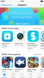 Apple iPhone 6 iOS 8 - Applicaties - Downloaden - Stap 4