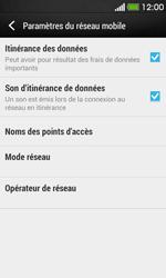 HTC Desire 500 - Internet - Utilisation à l