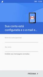 Lenovo Vibe K6 - Email - Como configurar seu celular para receber e enviar e-mails - Etapa 11