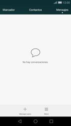 Huawei Ascend G7 - Mensajería - Escribir y enviar un mensaje multimedia - Paso 4