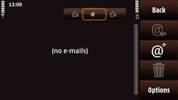 Nokia N97 Mini - E-mail - Manual configuration - Step 20