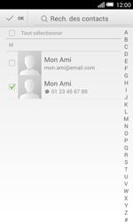 Alcatel OT-5050X Pop S3 - Contact, Appels, SMS/MMS - Envoyer un SMS - Étape 7
