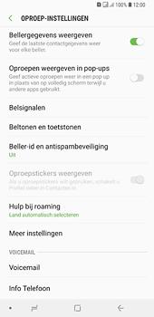 Samsung galaxy-a6-plus-sm-a605fn-ds - Voicemail - Handmatig instellen - Stap 6