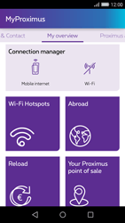 Huawei P8 Lite - Applications - MyProximus - Step 19