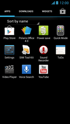 Acer Liquid Z5 - MMS - Manual configuration - Step 3