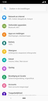 Nokia 8-1 - Internet - buitenland - Stap 4