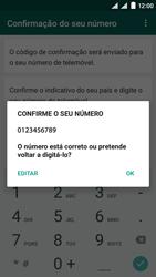 NOS SLIM - Aplicações - Como configurar o WhatsApp -  10